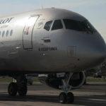 Superjet 100: первый российский